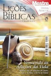 LIÇÕES BÍBLICAS - 3º TRIMESTRE DE 2012